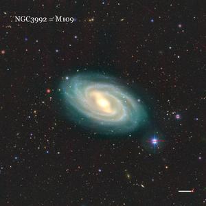 NGC3992 = M109