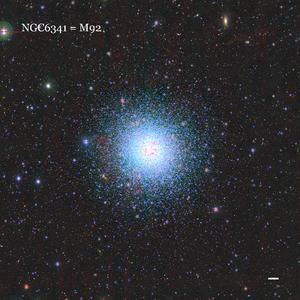 NGC6341 = M92