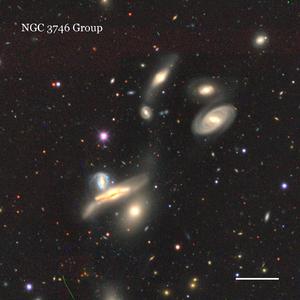 NGC 3746 Group