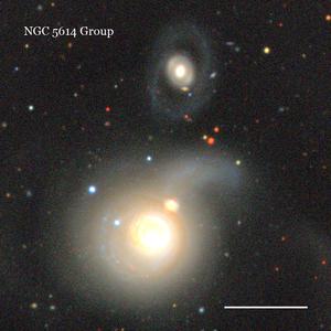 NGC 5614 Group